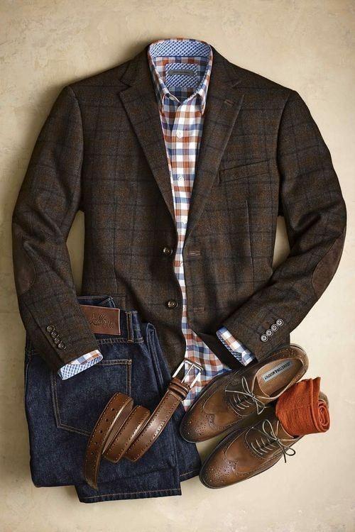 Как мужчине одеться на первое свидание?