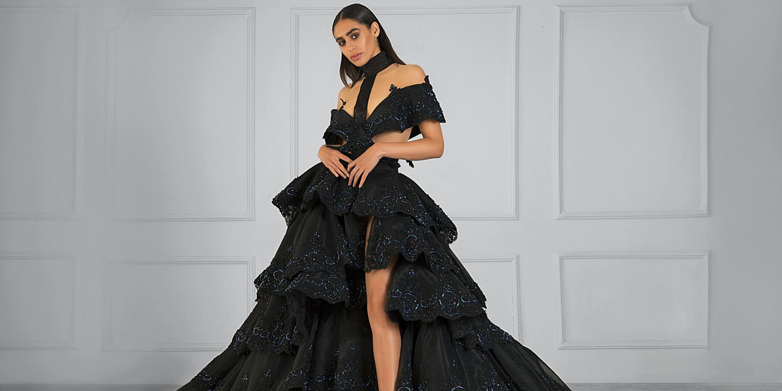Вечерние платья — модные тренды сезона 2021—2022